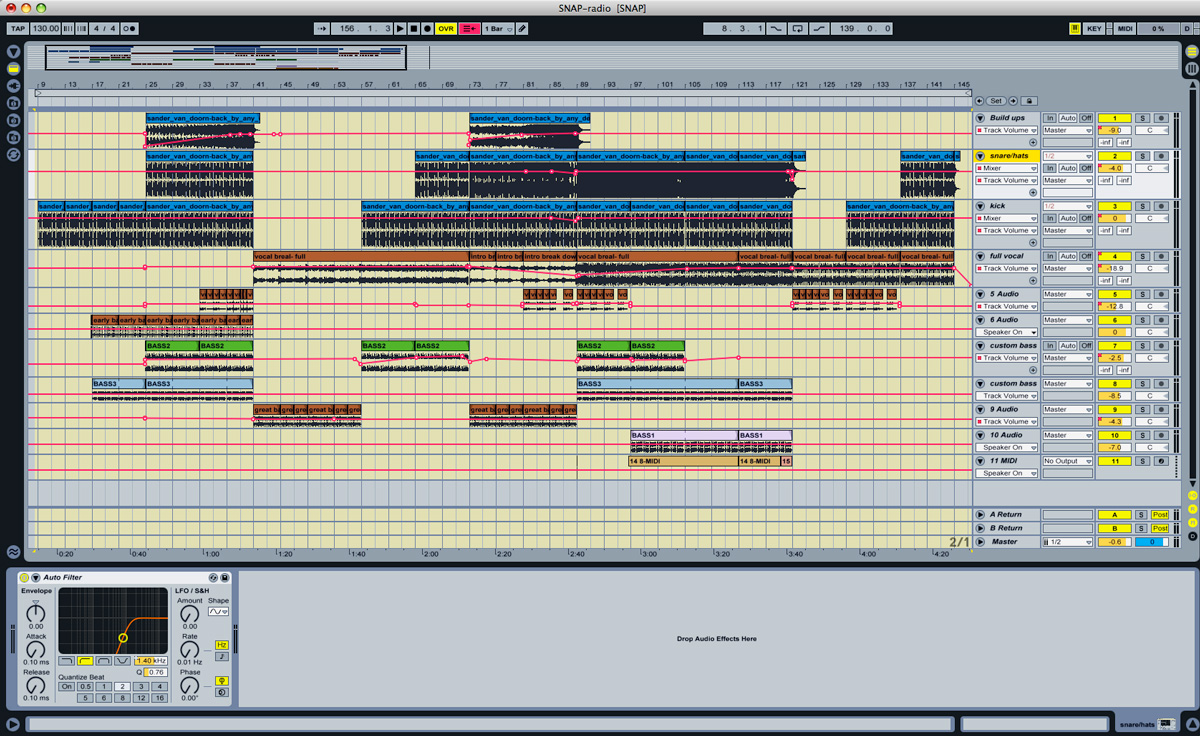 Remixing Without Stems