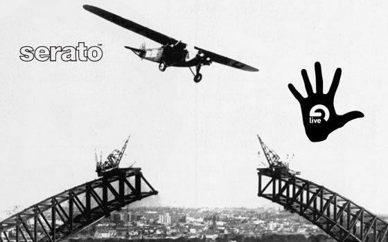 Ableton Bridge e Serato 2.1.1: Os gigantes cada vez mais unidos. Ableton Live, scratch, Serato, serato live, the bridge
