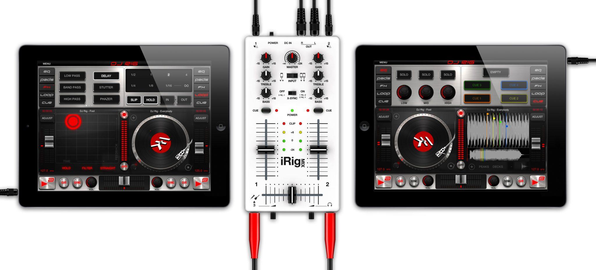 iRigMix+2iPad_top_DJRig_1.0_cue_wave
